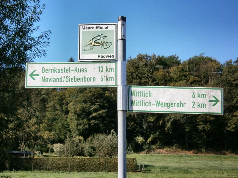 Mosel-Mare-Radweg